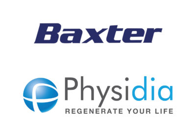 Accord de co-promotion Baxter SAS et Physidia