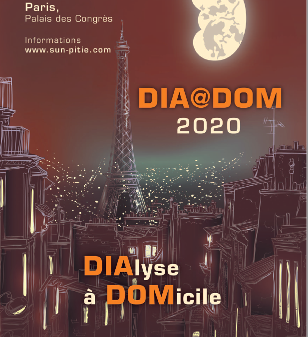 Le congrès SUN et le Séminaire DIA&DOM du 5 au 7 février 2020 à Paris