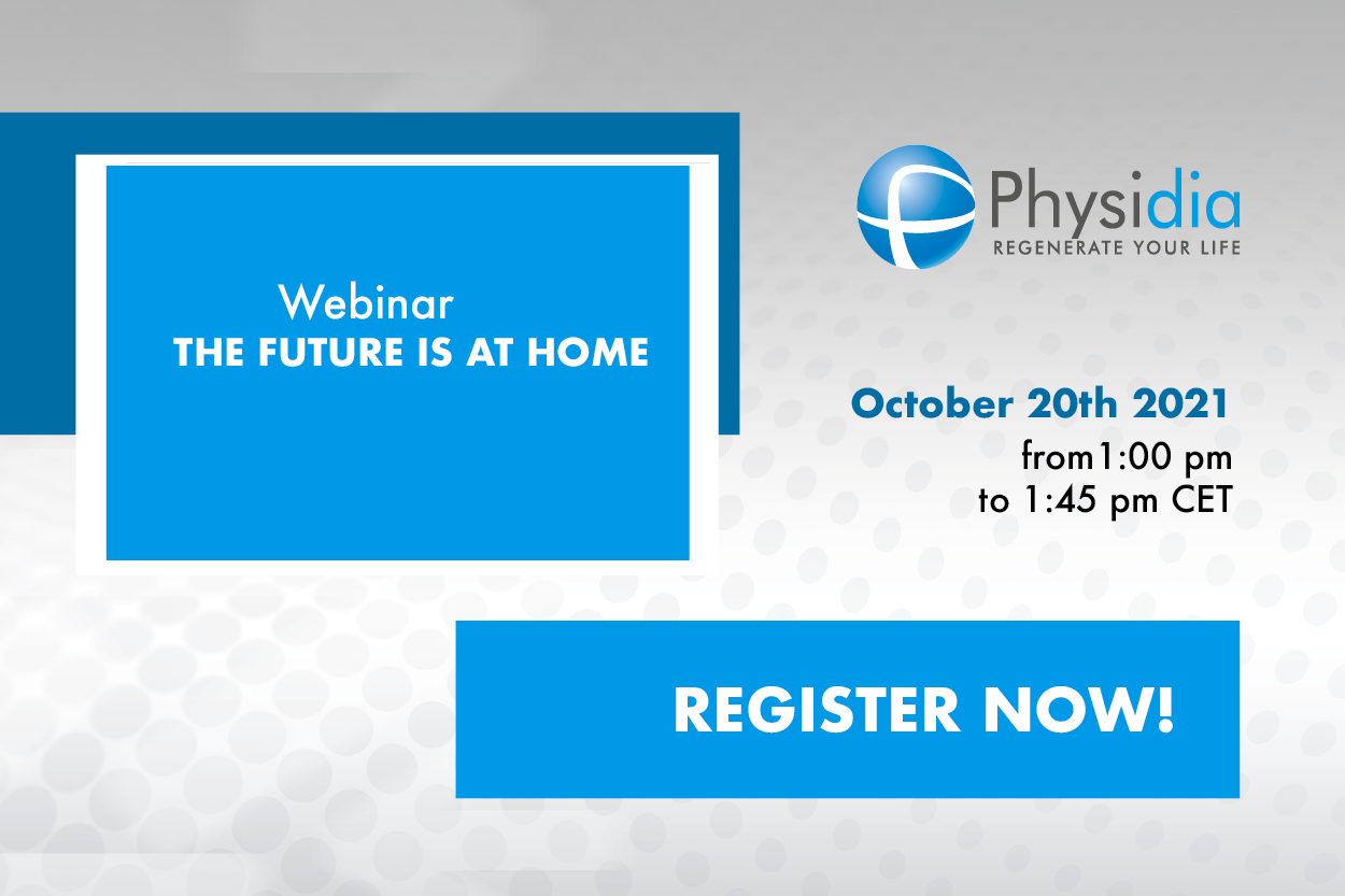 WEBINAR THE FUTURE IS AT HOME