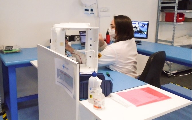 Coronavirus : Physidia assure la continuité des soins et poursuit sa production